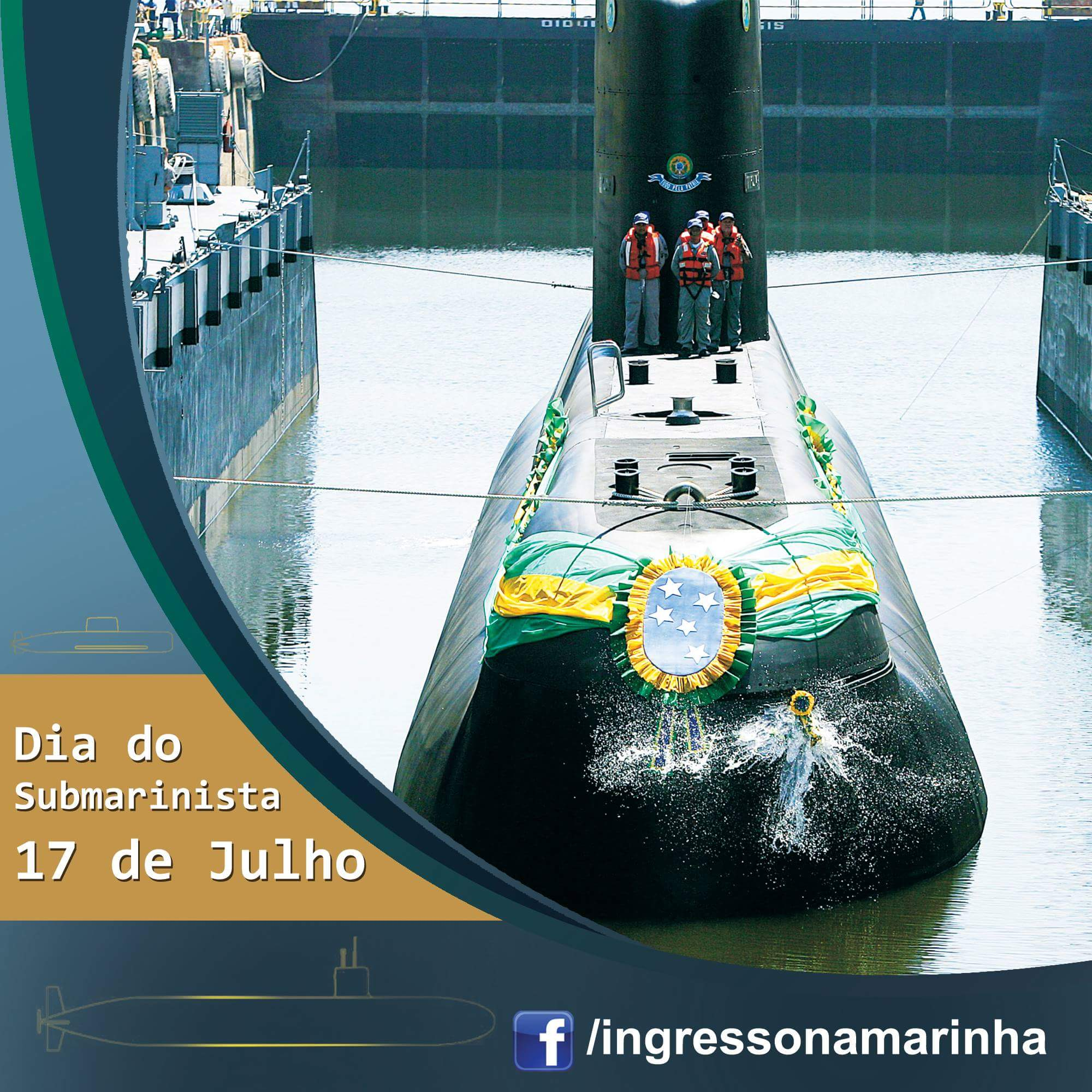 Dia do Submarinista  b4dc81f7d4e
